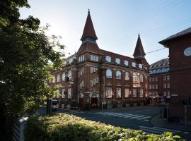 Hotel Carmel, hotel in Aarhus