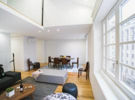 D'Autor Apartments, self-catering accommodation in Porto