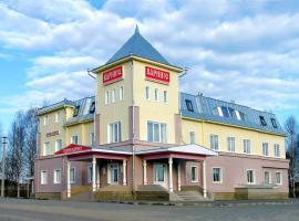 Гостиница Варницы