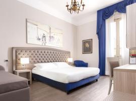 Hotel Ala D'Oro, hotel in Lugo