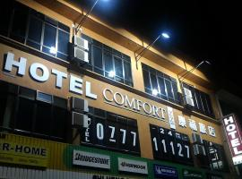 Hotel Kluang Comfort