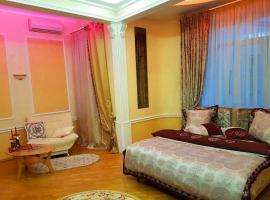 Apartment Komfort Kitai-Gorod, бюджетный отель в Москве
