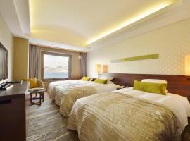 洞爺湖太陽宮殿Spa度假酒店