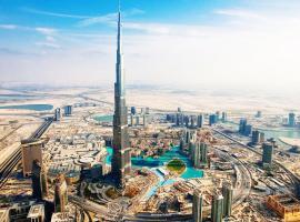 Dubai Downtown View 5