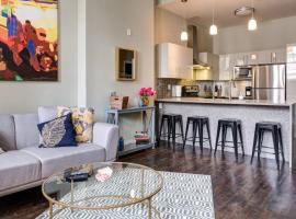 Downtown Two Bedroom Apartment