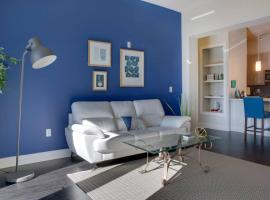 Uptown Two Bedroom Apartment