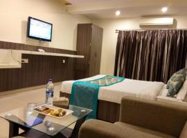 JK Rooms 121 Shaheen Int.-Nr. Mahindra Co.-MIDC