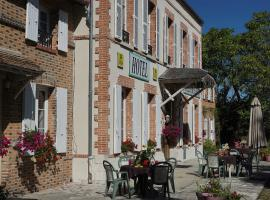 Hôtel Restaurant La Sauldraie
