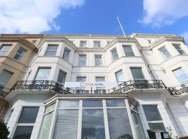 Citrus Hotel Eastbourne by Compass Hospitality, hotel in Eastbourne