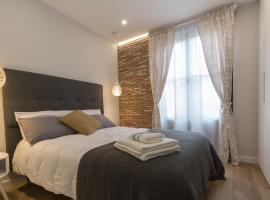 Apartamento con vistas a la catedral, apartment in Logroño