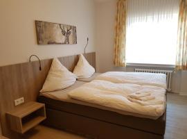 Hotel Pension Haus Pooth, hotel near Haldern Pop Festival, Wesel