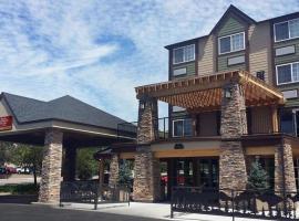 Best Western Plus Peak Vista Inn & Suites, hotel with jacuzzis in Colorado Springs