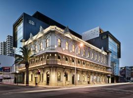 The Melbourne Hotel, hotel din Perth