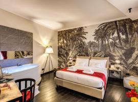 FOURHEADS Private Suites, hotel em Roma