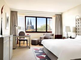 Hyatt Regency Köln, hotel in Cologne