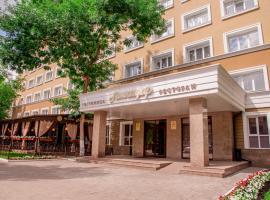 Гостиница Ашкадар
