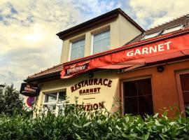 Restaurace A Penzion Garnet