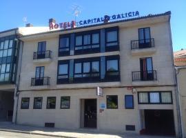 Hotel Capital de Galicia, hotel near Area Central, Santiago de Compostela