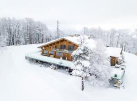 Chalet Morel 1586 Hotel & Spa