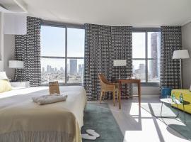 מלון מלודי - מלון בוטיק מרשת אטלס