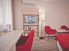 Hotel Akwawit, pet-friendly hotel in Leszno
