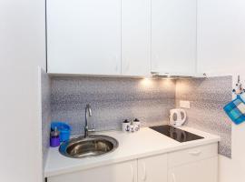 Korcula apartmanu Mili, self catering accommodation in Korčula