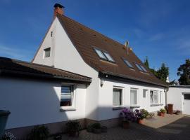 Ferienhaus Thieß mit Terrasse/Parkplatz - 202