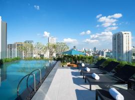 Hyatt Place Bangkok Sukhumvit, hotell nära Emporium köpcenter, Bangkok