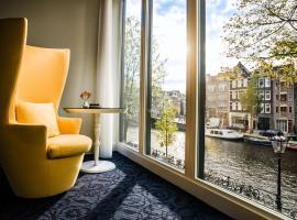 Andaz Amsterdam Prinsengracht - a concept by Hyatt: Amsterdam'da bir otel