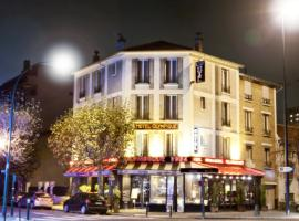L'Olympique, Hotel in der Nähe von: U Arena, La Garenne-Colombes