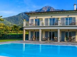 Foresteria Villa Margherita, accessible hotel in Colico