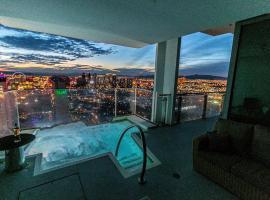 Dream Penthouse at Palms Place, apartment in Las Vegas