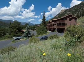 Wildwood Inn, accessible hotel in Estes Park