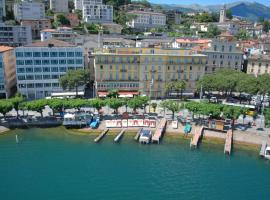 Hotel Walter Au Lac, hotel in Lugano
