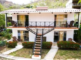 El Pacifico Hotel, hotel near Christ of the Mercy, San Juan del Sur