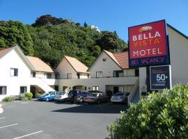 Bella Vista Motel Wellington, motel in Wellington