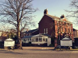 Oddfellows On The Park, hotel en Cheadle
