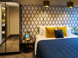 Bolton Hotel, hotel in Wellington