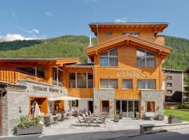 Hotel Aristella Swissflair, hotel a Zermatt