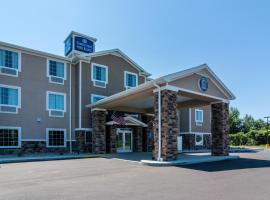 Cobblestone Hotel & Suites - Greenville, hotel with jacuzzis in Greenville