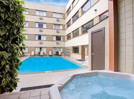 Travelodge by Wyndham Seattle By The Space Needle