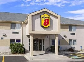 Super 8 by Wyndham Colorado Springs Airport, motel in Colorado Springs