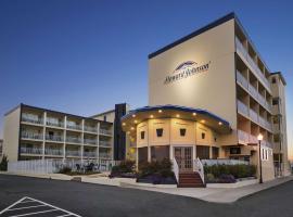 Howard Johnson by Wyndham Ocean City Oceanfront, hotel em Ocean City