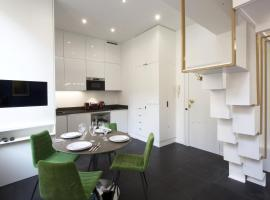 Contemporary studio in the heart of the city