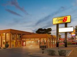 Super 8 by Wyndham El Paso Airport, hotel v destinaci El Paso
