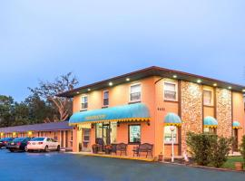 Knights Inn Kissimmee, hotel near 192 Flea Market, Kissimmee