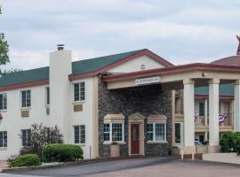 Knights Inn Colorado Springs Central, pet-friendly hotel in Colorado Springs