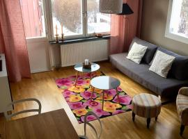 Entire modern home in Stockholm Kista - suitable for six people