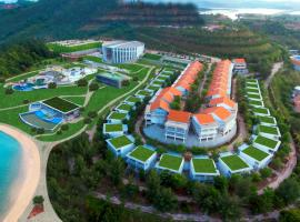 HARRIS Resort Barelang Batam, family hotel in Sagulung