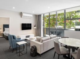 Meriton Suites Waterloo, hotel near State Theatre, Sydney